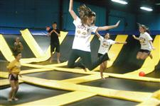 Bounce! Trampoline Sports-First on LI to Open in Syosset